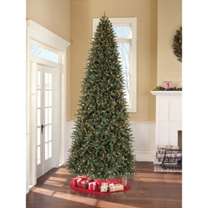 Walmart 12 Foot Pre Lit Christmas Tree Only 99